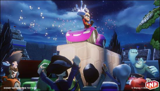 Disney Pixar Monsters University 3 Piece Room In A Box: Image